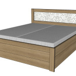 Úložný prostor k posteli Alleta - TŘEŠEŇ ROMANA