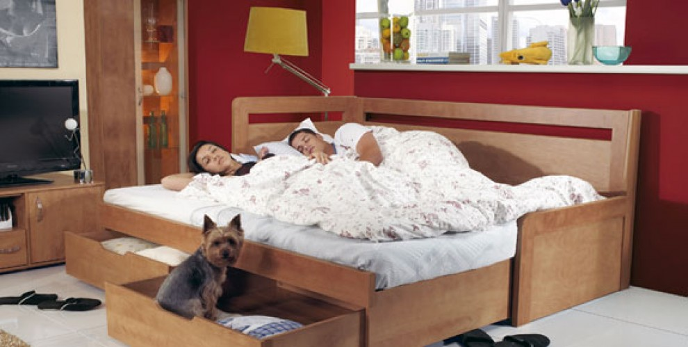 Rozkládací postele