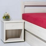 Noční stolek L201 - AKÁT