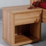 Noční stolek L201 - OŘECH NATUR