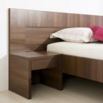 Noční stolek L23 - OŘECH AIDA