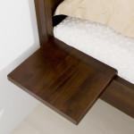 Noční stolek M02 - TMAVÝ OŘECH
